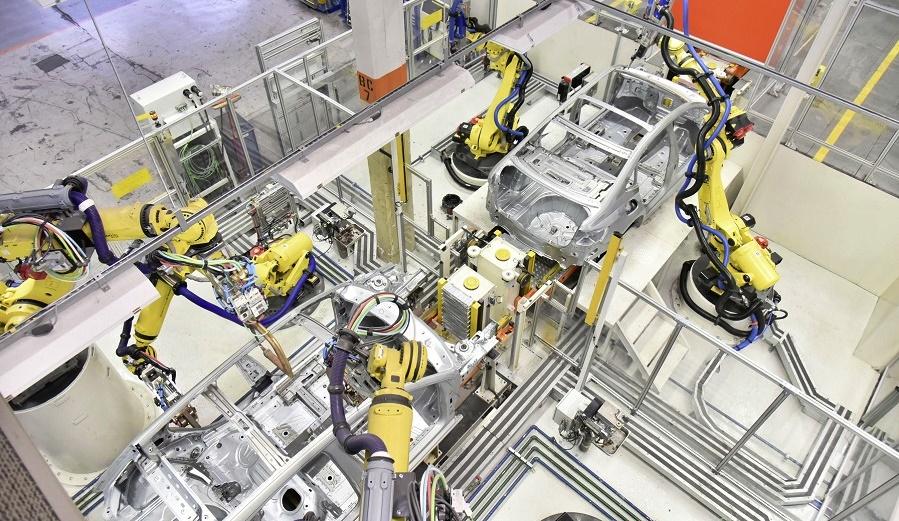 Volkswagen Anchieta plant