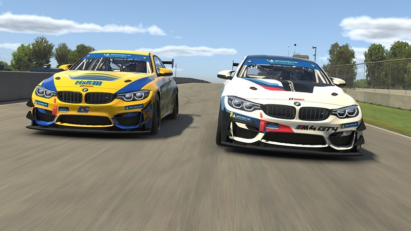 iRacing BMW M4 GT4