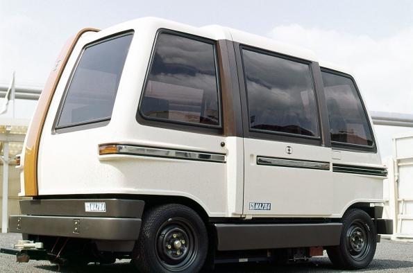 1973 Mazda CVS