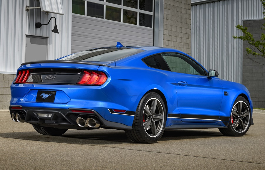 The Ford Mustang Mach 1 is back! - News and reviews on ...