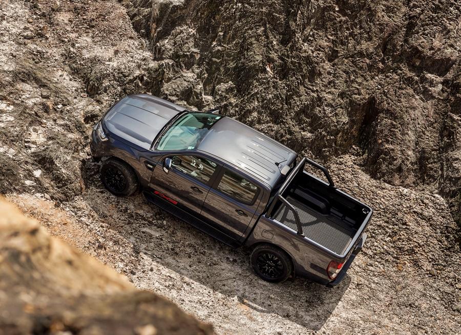 2020 Ford Ranger FX4