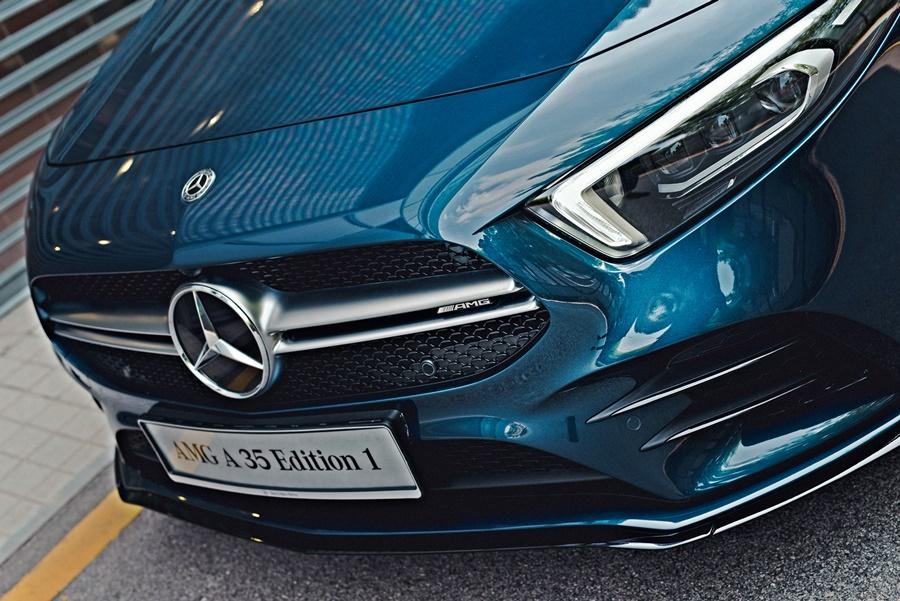 2020 Mercedes-AMG A35