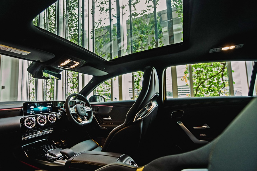 2020 Mercedes-AMG A45S 4MATIC