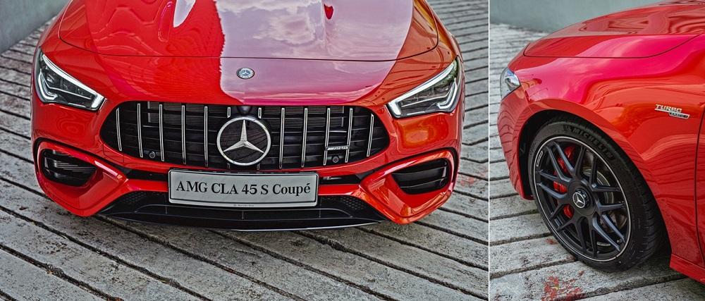 2020 Mercedes-AMG CLA45S 4MATIC