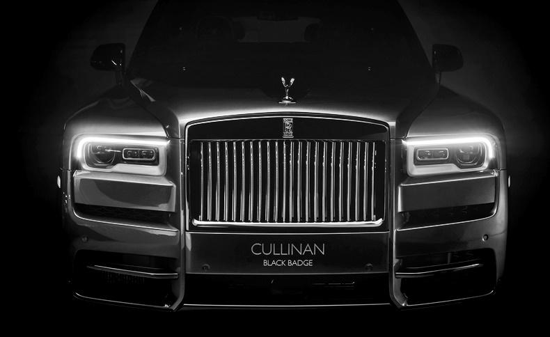 2020 Rolls-Royce Black Badge Cullinan
