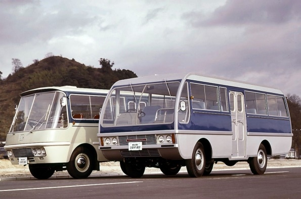 1965 Mazda Light Bu
