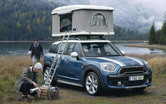 Autohome Tent for MINI