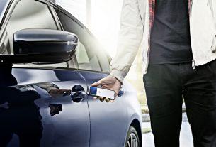 BMW Fully Digital Key