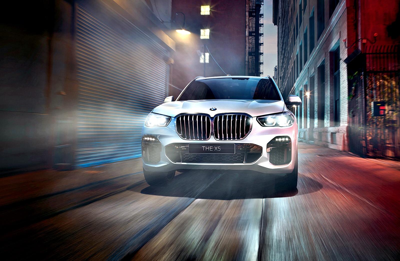 BMW X5 Plug-in Hybrid