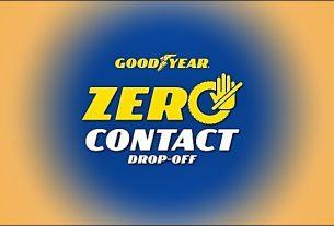 Goodyear Zero Contact Initiative