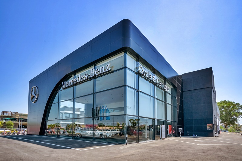 Mercedes-Benz Autohaus Alor Setar