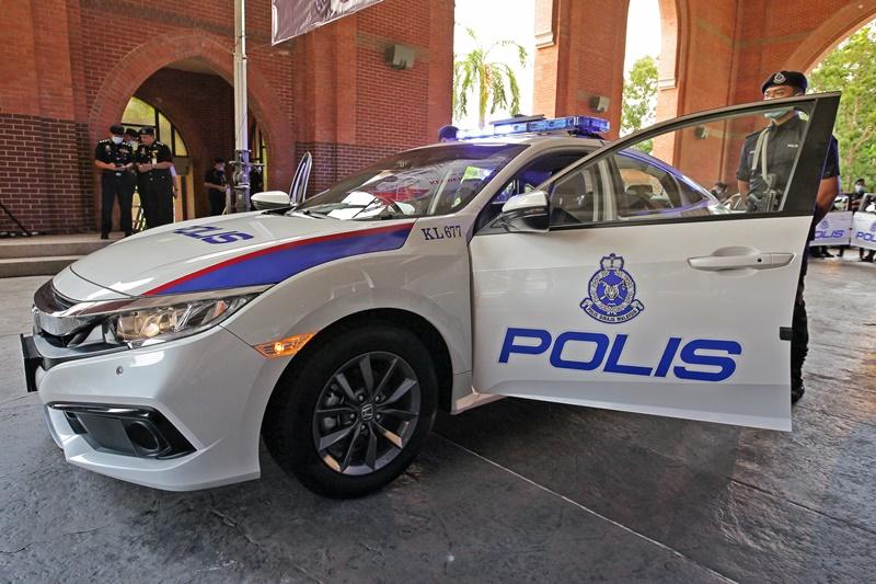 Honda Civic PDRM