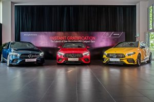 2020 Mercedes-AMG Compact Cars