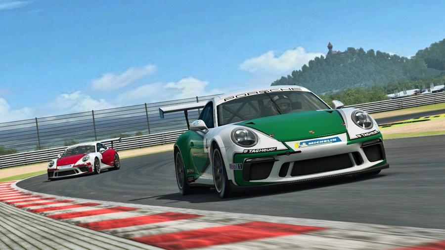 Porsche Carerra Cup eSports