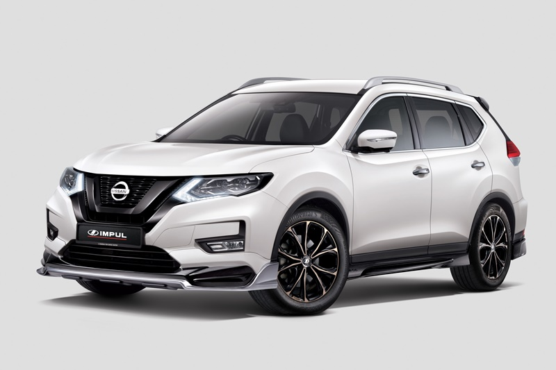 Nissan X-Trail Tuned by IMPUL