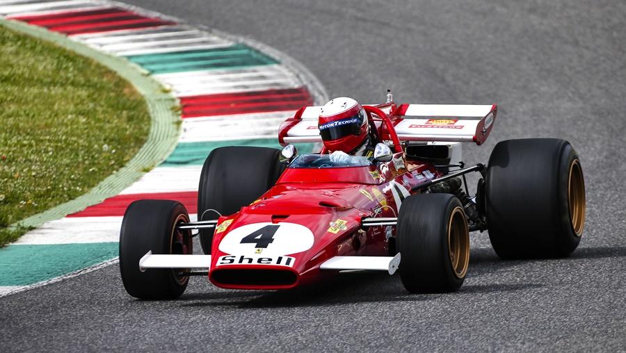 Ferrari 312B 1970
