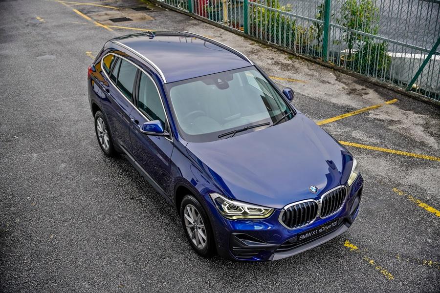 2020 BMW X1 sDrive 1.8i