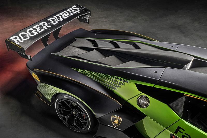 2020 Lamborghini Essenza SCV12