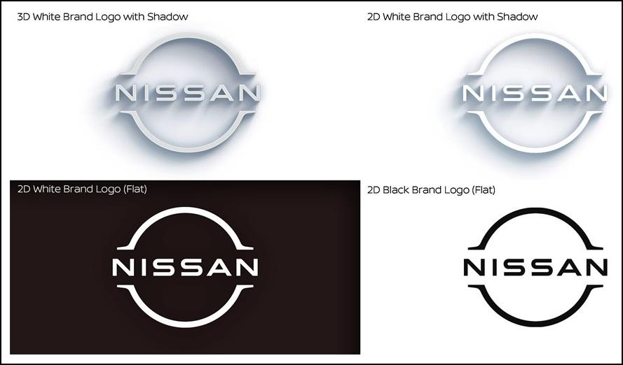 2020 Nissan new logo