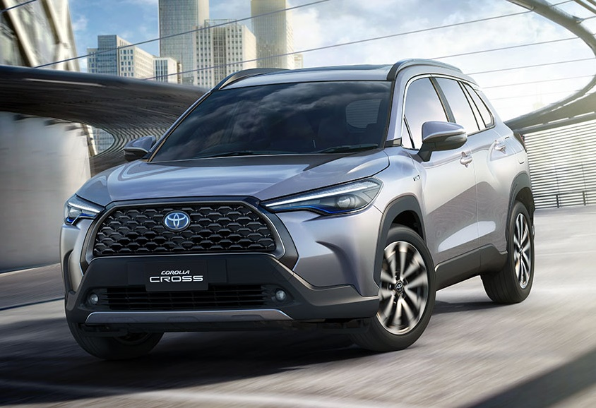 Toyota Corolla Cross First Ever Suv Variant For The Model Line News And Reviews On Malaysian Cars Motorcycles And Automotive Lifestyle