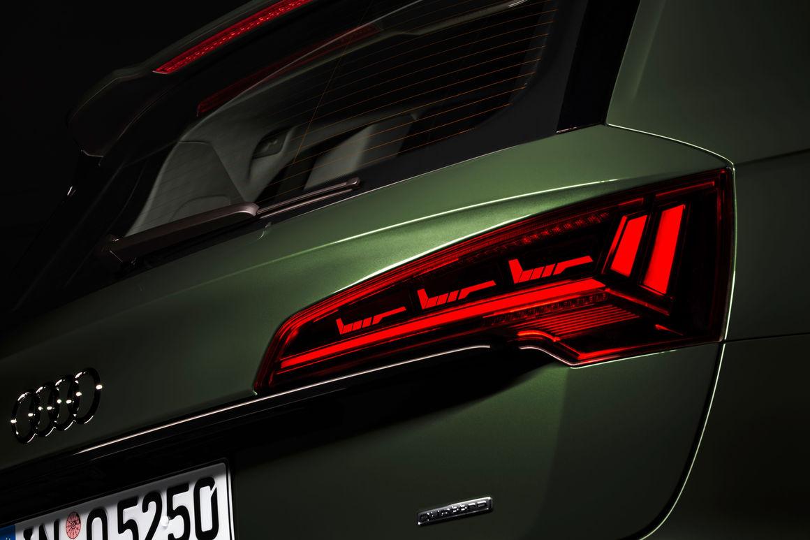 Audi OLED