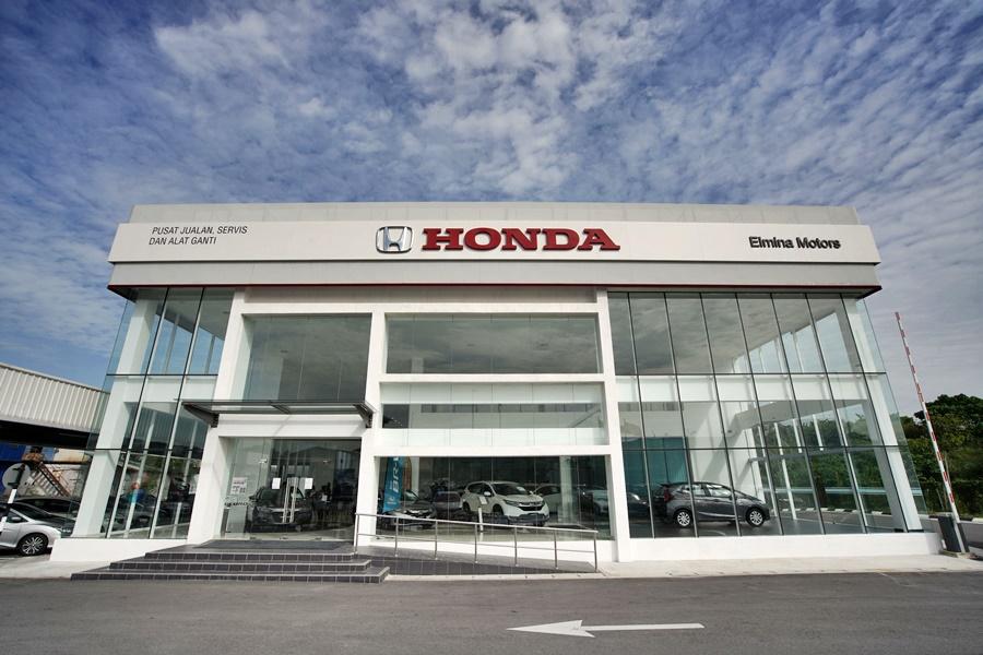 Honda Elmina Motors