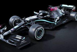 Mercedes-AMG PETRONAS F1 Racing Team W11