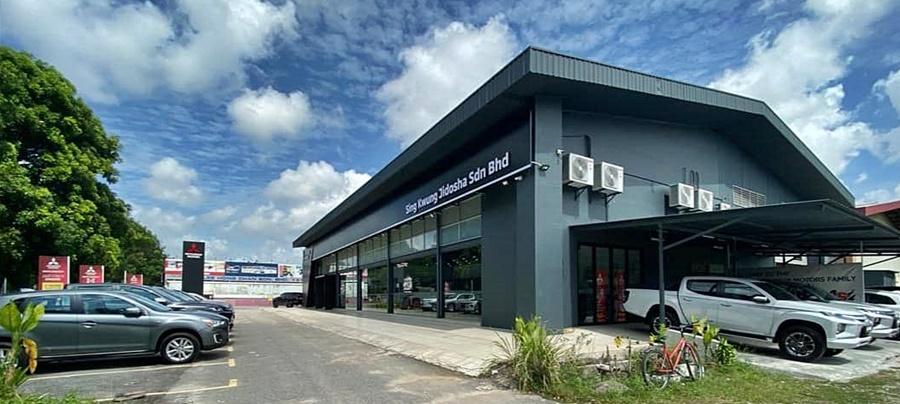 Mitsubishi Motors Melak