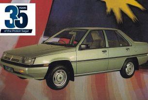 Proton Saga 35