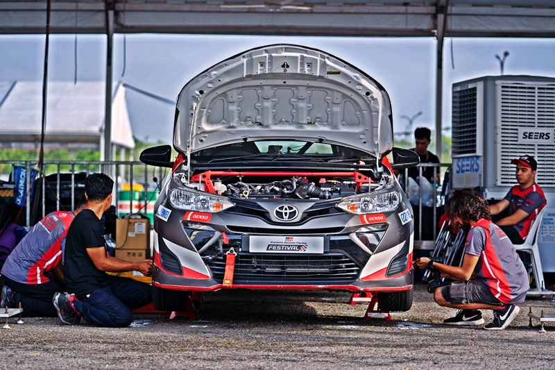 TGR Toyota Vios Challenge Season