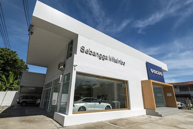 Volvo in Sabah