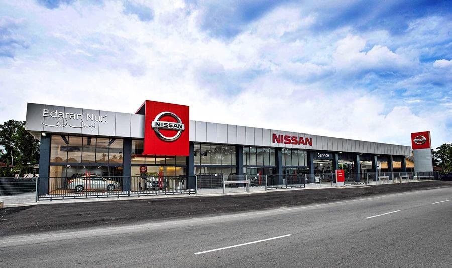Nissan Edaran Nuri Kelantan