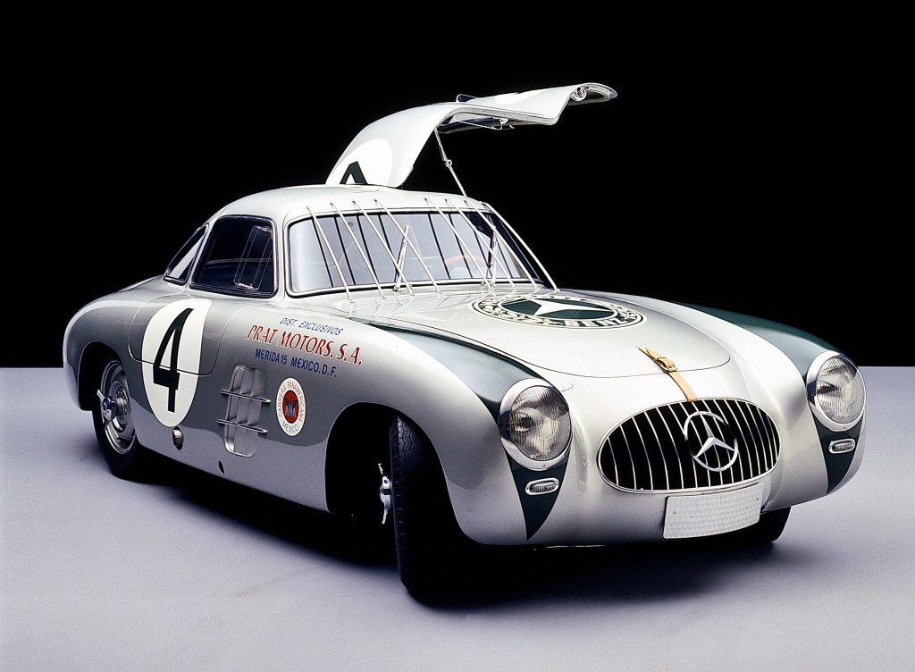 1952 Mercedes-Benz 300 SL racing car, W 194 series