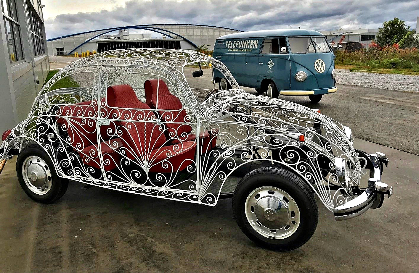 1968 Volkwagen Wedding Beetle
