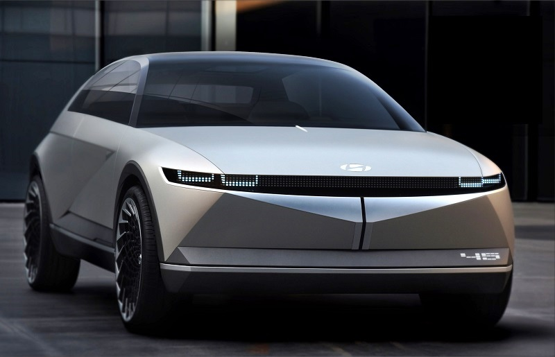 Hyundai Concept 45 and Prophecy