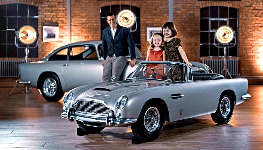 2020 Aston Martin DB5 Junior