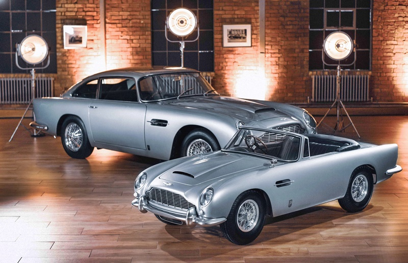 2020 Aston Martin DB5 Junior