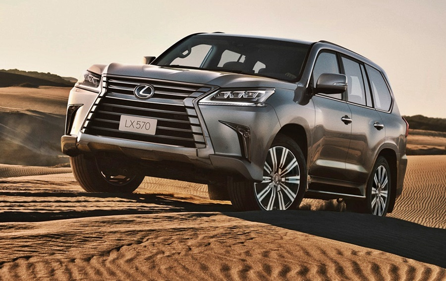 2020 Lexus Lx Range Joined By Lx570 Sport News And Reviews On Malaysian Cars Motorcycles And Automotive Lifestyle