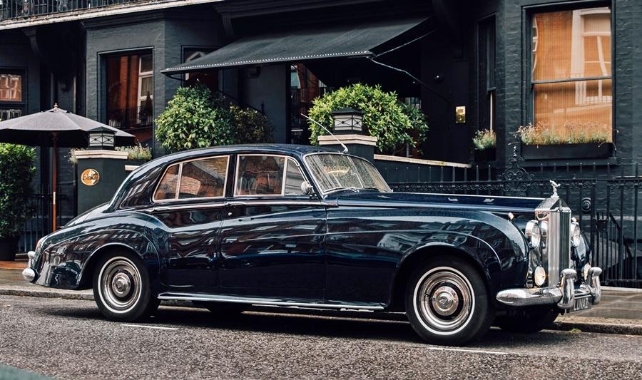 2020 Lunaz Rolls-Royce EV