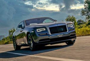 2020 Rolls-Royce Wraith Eagle VIII