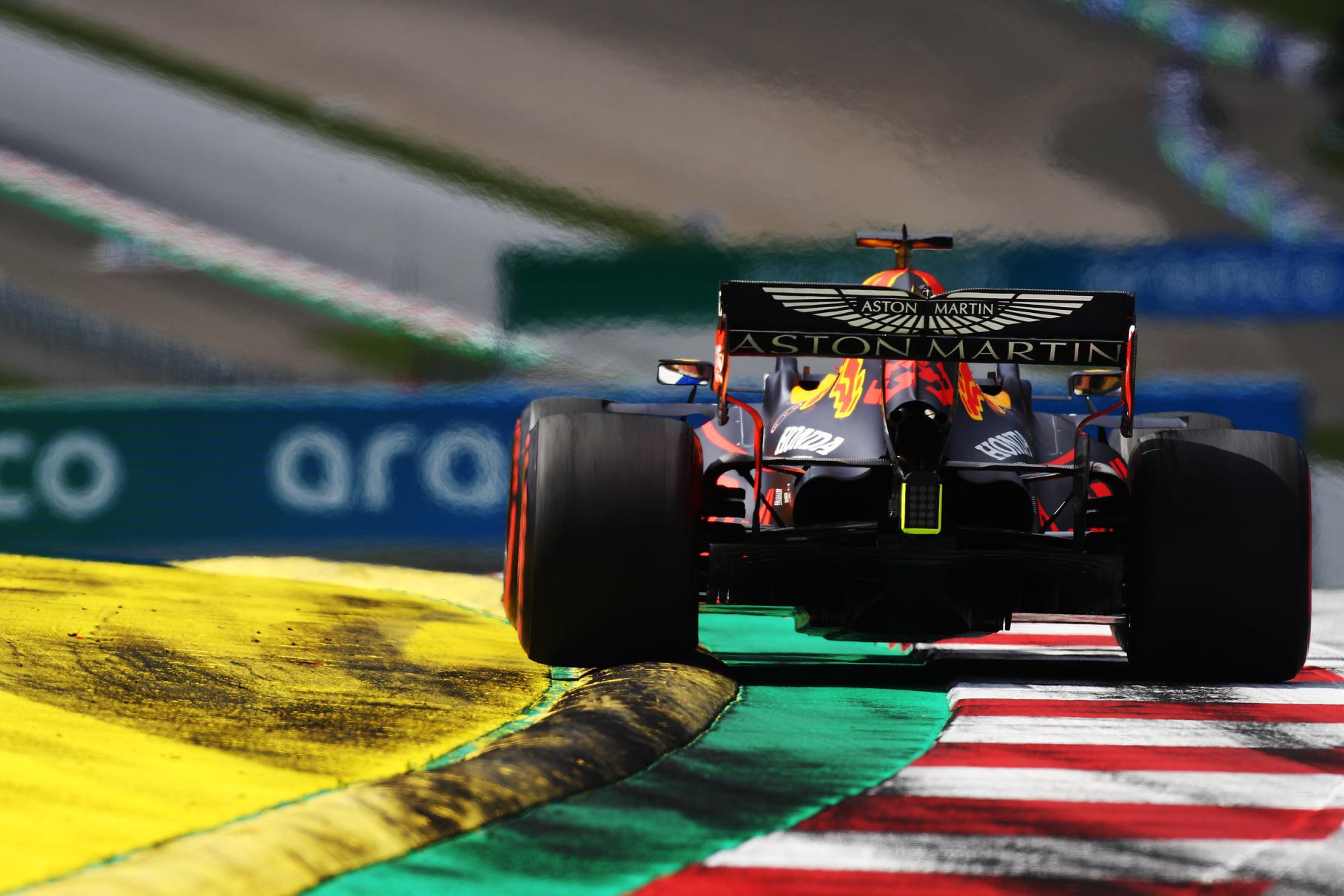 Aston Martin Red Bull Racing F1