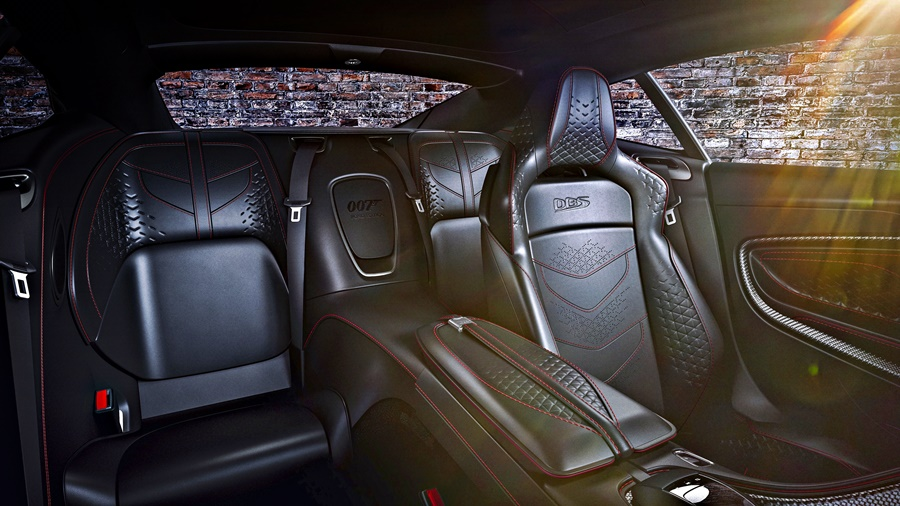 Aston Msrton DBS Superleggera 007 Edition