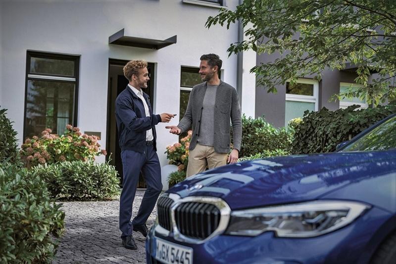 BMW Group Malaysia Door-to-Door Service