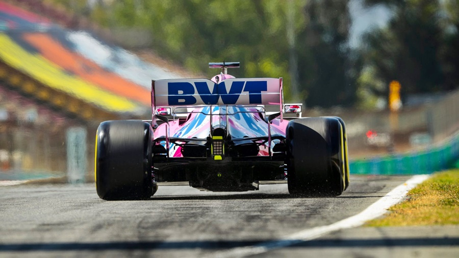 BWT Racing Point F1