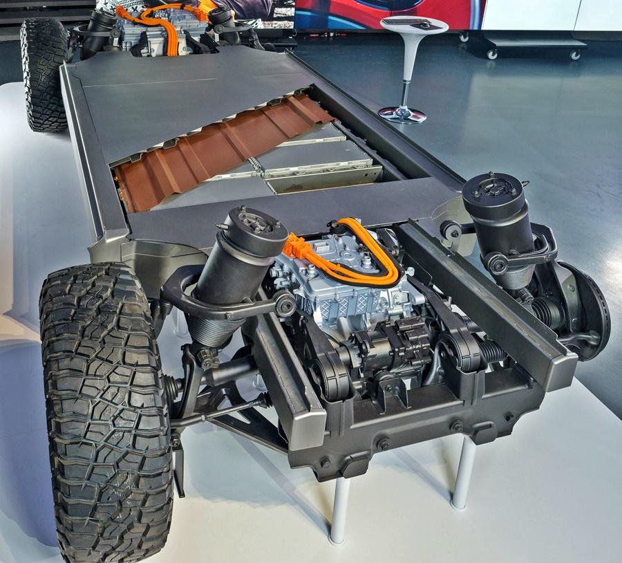 GM Ultium battery pack