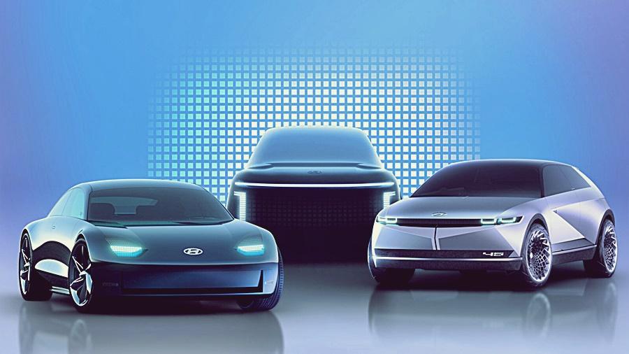 Hyundai IONIQ models