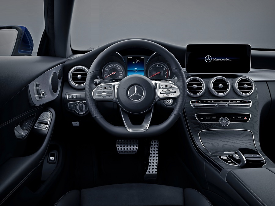 Mercedes-Benz C 200 Coupe AMG Line