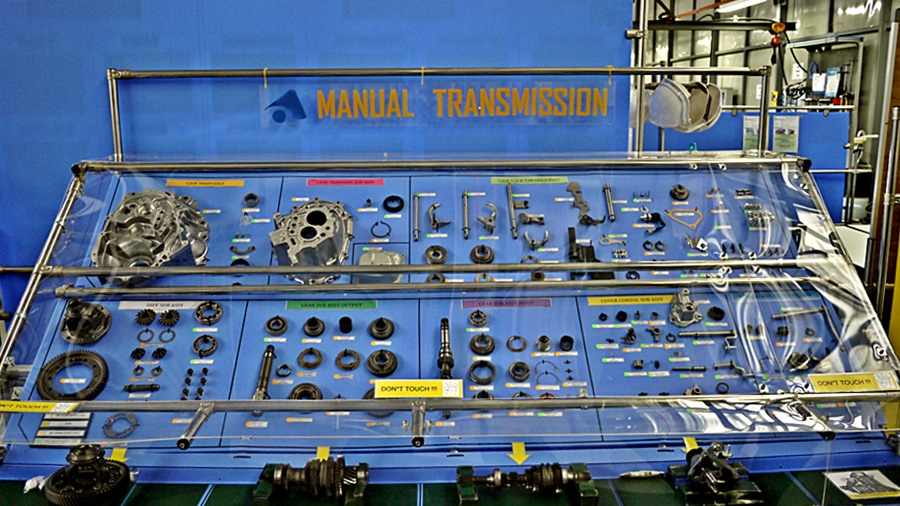 Perodua transmission parts