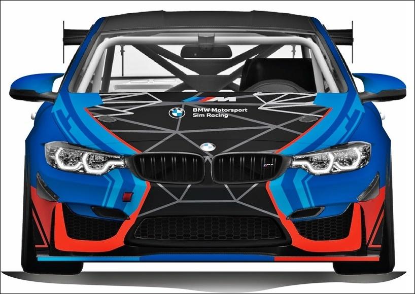 2020 BMW M4 GT4 livery contest