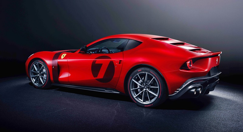 2020 Ferrari Omologato